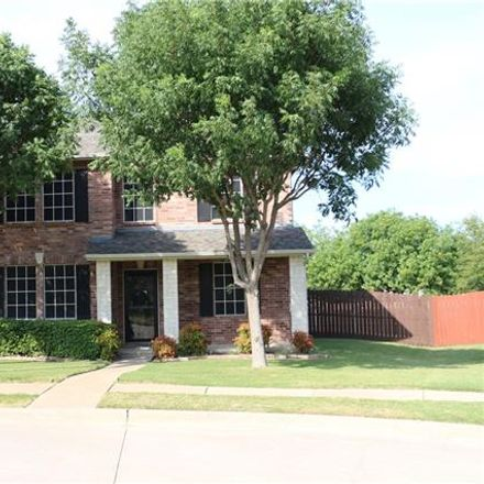 Rent this 5 bed house on 1740 Honey Creek Lane in Allen, TX 75609