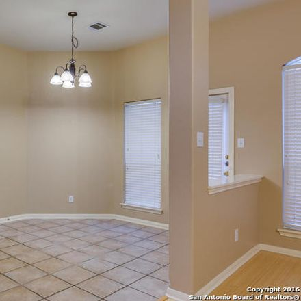 Rent this 4 bed house on 13507 Bluffton Park in San Antonio, TX 78231