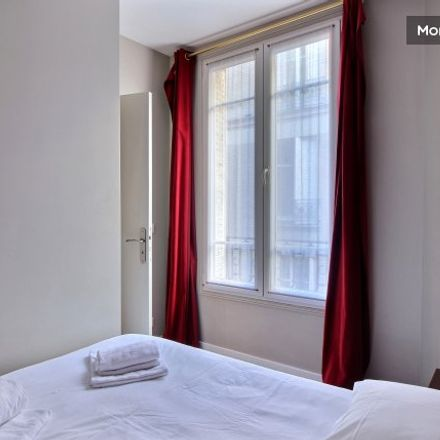 Rent this 1 bed apartment on 60 Rue Pergolèse in 75116 Paris, France