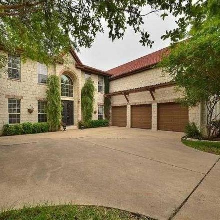 Rent this 5 bed house on 12 Radnor Drive in The Hills, TX 78738