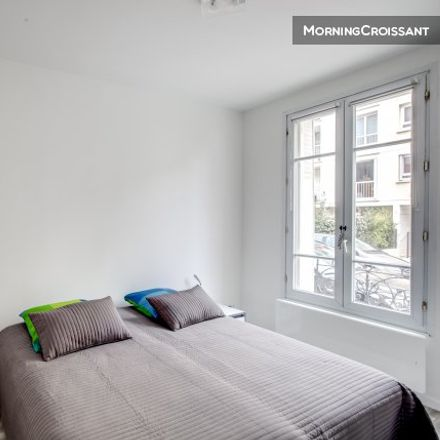 Rent this 2 bed apartment on 5 Rue Michelet in 92100 Boulogne-Billancourt, France