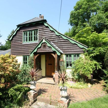 Rent this 3 bed house on Brook Lane in Guildford GU5 9DH, United Kingdom