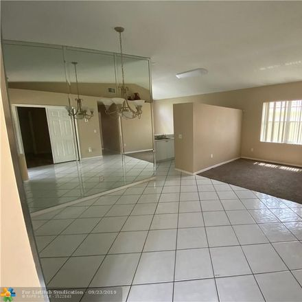 Rent this 4 bed house on 5329 Northwest 116th Avenue in Coral Springs, FL 33076
