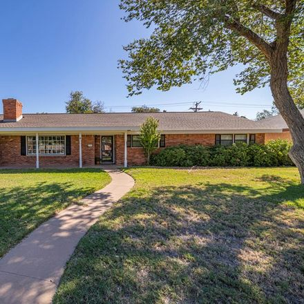 Rent this 3 bed house on 2704 North L Street in Midland, TX 79705