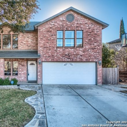 Rent this 4 bed house on 4983 Watering Trail Drive in San Antonio, TX 78247