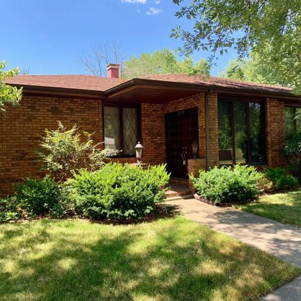 Rent this 3 bed house on Martha Street in Highland, IN 46322