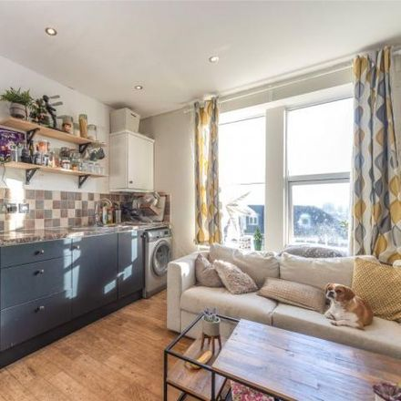 Rent this 1 bed apartment on 92 Cromwell Road in Bristol BS6, United Kingdom