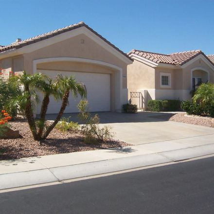 Rent this 3 bed house on 35299 Meridia Ave in Palm Desert, CA