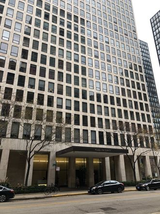 Rent this 1 bed condo on The Plaza on DeWitt in 260 East Chestnut Street, Chicago