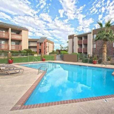 Rent this 2 bed apartment on 1692 South Quail Creek in Mesa, AZ 85202