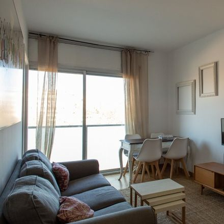 Rent this 2 bed apartment on Passeig de Picasso in 08003 Barcelona, Spain