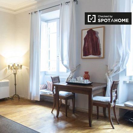 Rent this 1 bed apartment on Chiesa di San Giovanni dei Fiorentini in Piazza dell'Oro, 00193 Rome RM