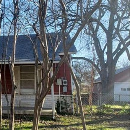 Rent this 4 bed house on 140 West College Street in Lewisville, TX 75057