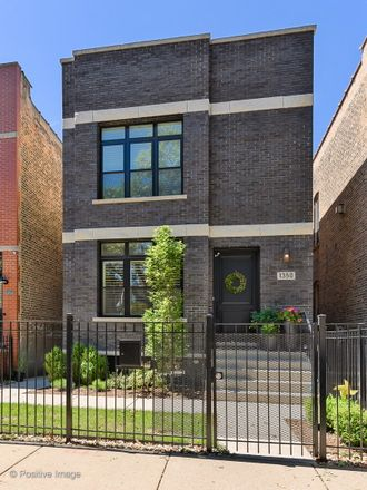 Rent this 4 bed house on 1350 North Oakley Boulevard in Chicago, IL 60622