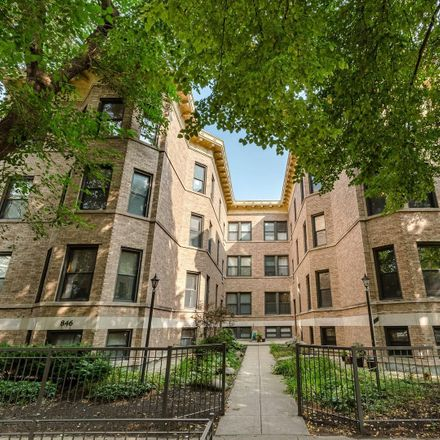 Rent this 2 bed condo on 842-846 West Newport Avenue in Chicago, IL 60657