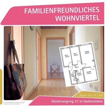 Rent this 4 bed apartment on Oschersleben in Oschersleben, SAXONY-ANHALT