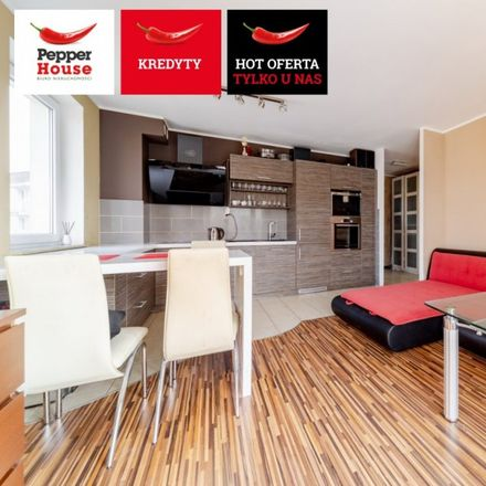 Rent this 3 bed apartment on Konrada Guderskiego 40 in 80-180 Gdansk, Poland