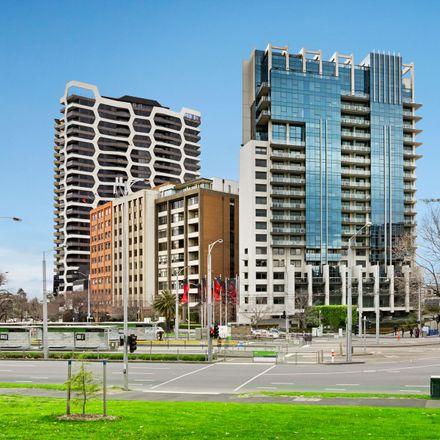 Rent this 1 bed apartment on 602/2 Albert Road (Corner of St Kilda Road)