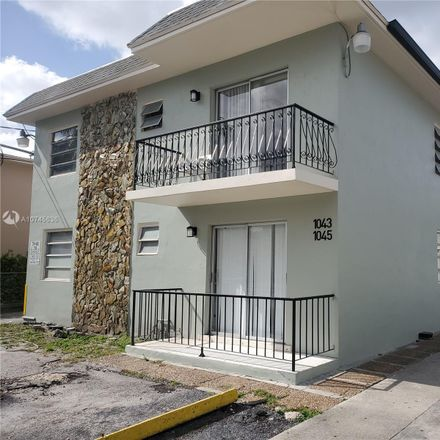 Rent this 2 bed apartment on NW 5th St in Miami, FL