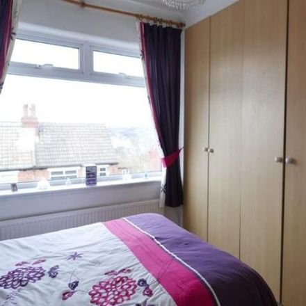 Rent this 3 bed house on Back Aston Place in Pudsey LS13, United Kingdom