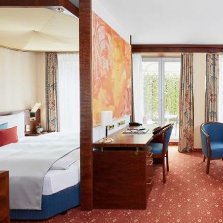 Rent this 1 bed apartment on Derag Hotel Kanzler in Adenauerallee 148, 53113 Bonn