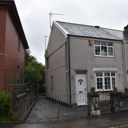 Rent this 2 bed house on 32 Cory Street in Swansea SA2 9, United Kingdom
