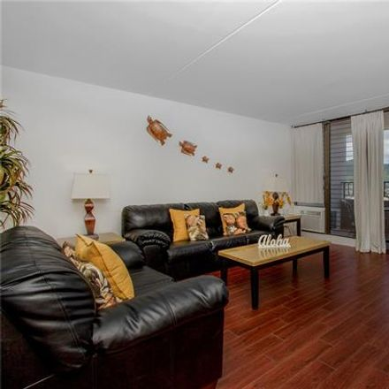 Rent this 2 bed condo on Royal Kuhio in 2240 Kuhio Avenue, Honolulu