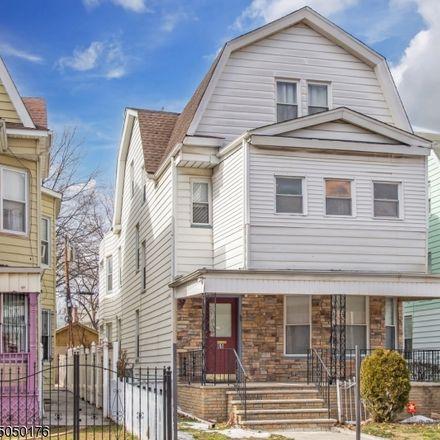 Rent this 3 bed townhouse on 65 Ellington Street in East Orange, NJ 07017