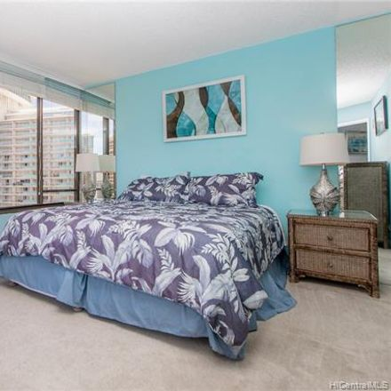 Rent this 2 bed condo on The Spot Karaoke in 1778 Ala Moana Boulevard, Honolulu