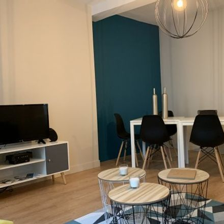 Rent this 1 bed apartment on 16 Rue Breschet in 63000 Clermont-Ferrand, France
