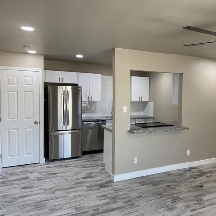 Rent this 2 bed townhouse on 4016 East Moreland Street in Phoenix, AZ 85008