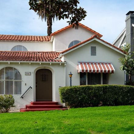 Rent this 4 bed house on 2043 North Berendo Street in Los Angeles, CA 90027