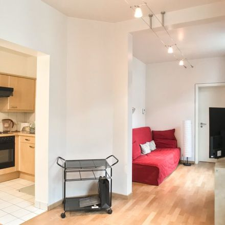 Rent this 1 bed apartment on Rue Jenneval - Jennevalstraat 20 in 1000 Ville de Bruxelles - Stad Brussel, Belgium