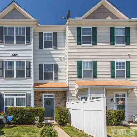 Rent this 3 bed condo on 2201 Raven Road in Raleigh, NC 27614