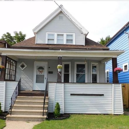 Rent this 3 bed apartment on 460 Berkshire Avenue in Buffalo, NY 14215