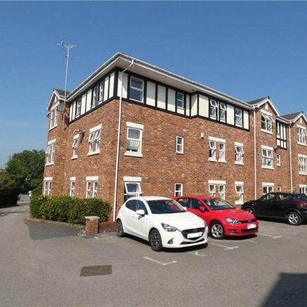 Rent this 2 bed apartment on Saint Wilfrid's car park in Sandiford Square, Northwich CW9 5GD