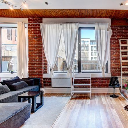 Rent this 1 bed loft on Old Montreal in Montreal, QC H2Y 2A7