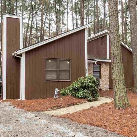 Rent this 3 bed house on Salt Box Village in 295 High Meadow Drive, Cary