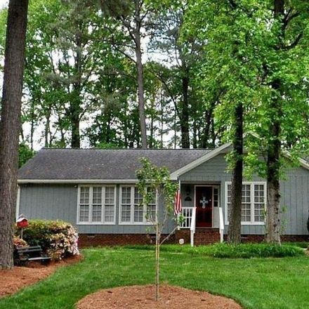 Rent this 3 bed house on 8365 Running Cedar Trail in Raleigh, NC 27615