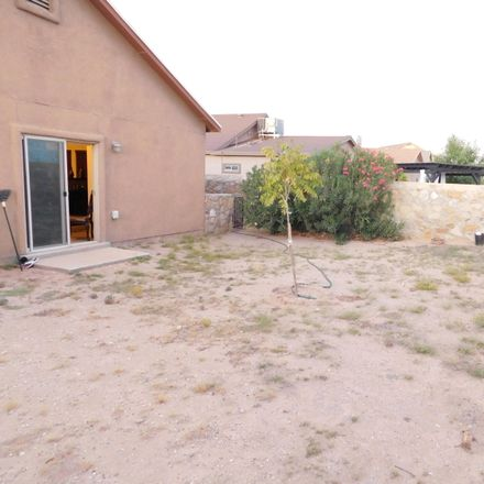 Rent this 3 bed apartment on 14380 High Rock Drive in El Paso, TX 79938