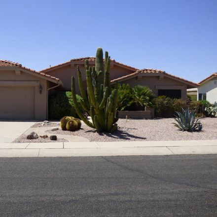 Rent this 2 bed house on 14425 North Crown Point Drive in Oro Valley, AZ 85755