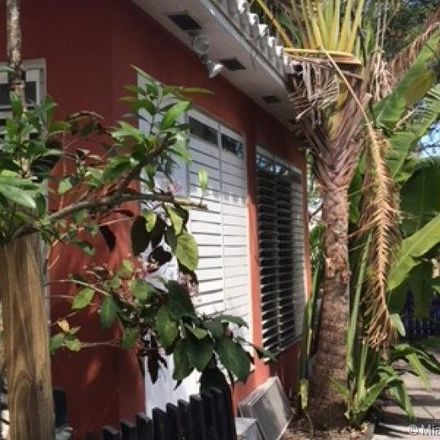 Rent this 3 bed house on 1910 Washington Street in Hollywood, FL 33020