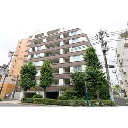 Rent this 1 bed apartment on unnamed road in Mishuku 1-chome, Setagaya