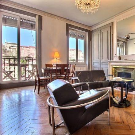 Rent this 2 bed apartment on 88 Quai de Pierre-Scize in 69009 Lyon, France