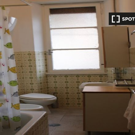 Rent this 1 bed apartment on Planet in Via Crema, 12