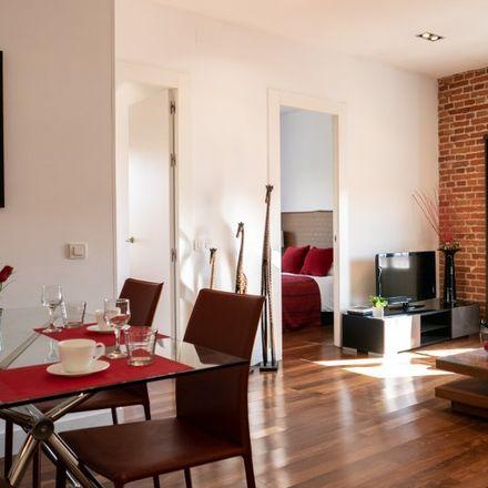 Rent this 3 bed apartment on Plaza de Tirso de Molina in Calle de Lavapiés, 28001 Madrid