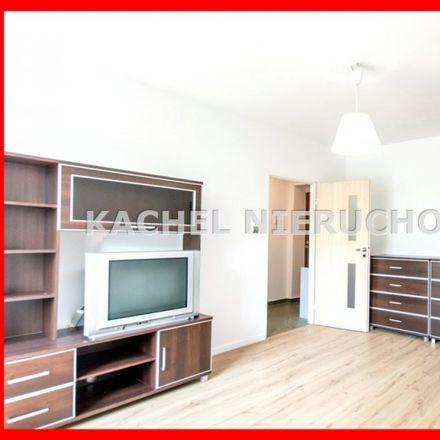 Rent this 1 bed apartment on Gimnazjum numer 5 imienia kardynała Stefana Wyszyńskiego in Jana Dzierżonia 26, 41-408 Mysłowice