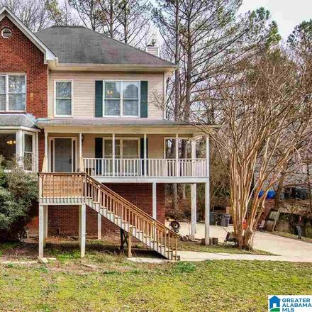 Rent this 3 bed house on 125 Cedar Cove Drive in Pelham, AL 35124