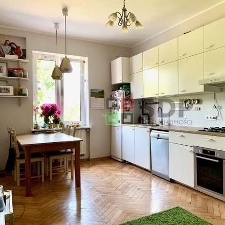 Rent this 5 bed apartment on Krucza 84 in 53-412 Wroclaw, Poland