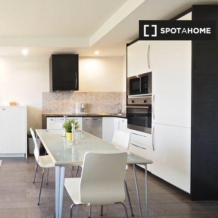 Rent this 1 bed apartment on Generalitat de Catalunya. Departament Agricultura in Gran Via de les Corts Catalanes, 08007 Barcelona